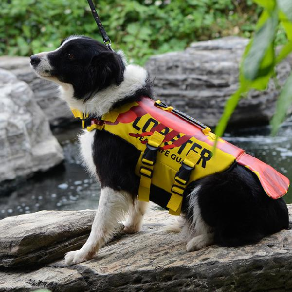 Pet supplies dog clothes cosplay pet life jacket pets turned