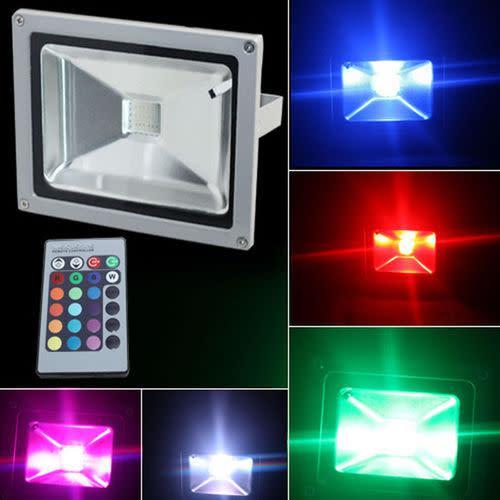 Rgb 10w 220v led flood light high quality led outdoor light