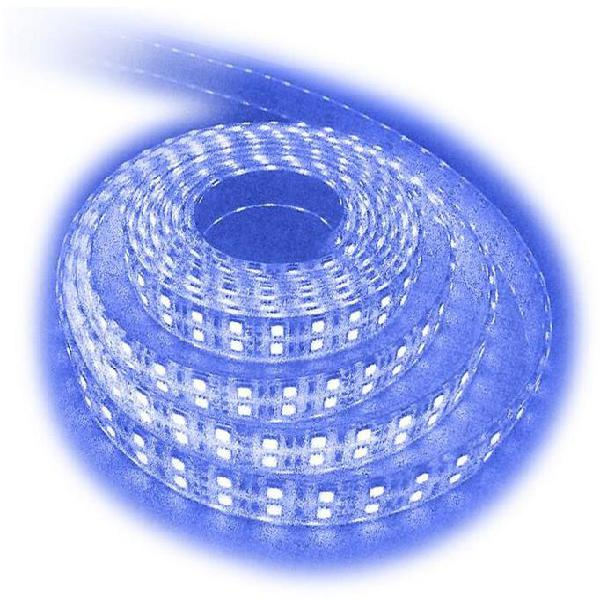 12VDC 30/M LED YELLOW FLEX WHITE STRIP LIT W/PROOF IP68 /5M