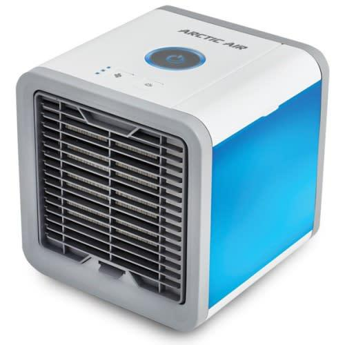 Arctic air personal space cooler, portable air conditioner.