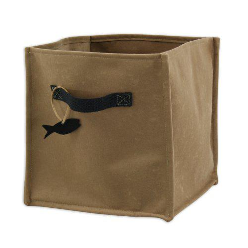 Brite Ideas Living & Company Tan Kitty Soft Sided Storage