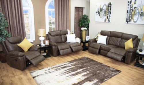 Couches recliner lounge suite