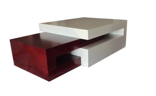 Coffee table avant garde