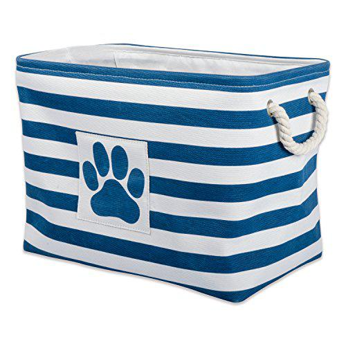 Dii bone dry large rectangle pet toy and accessory storage