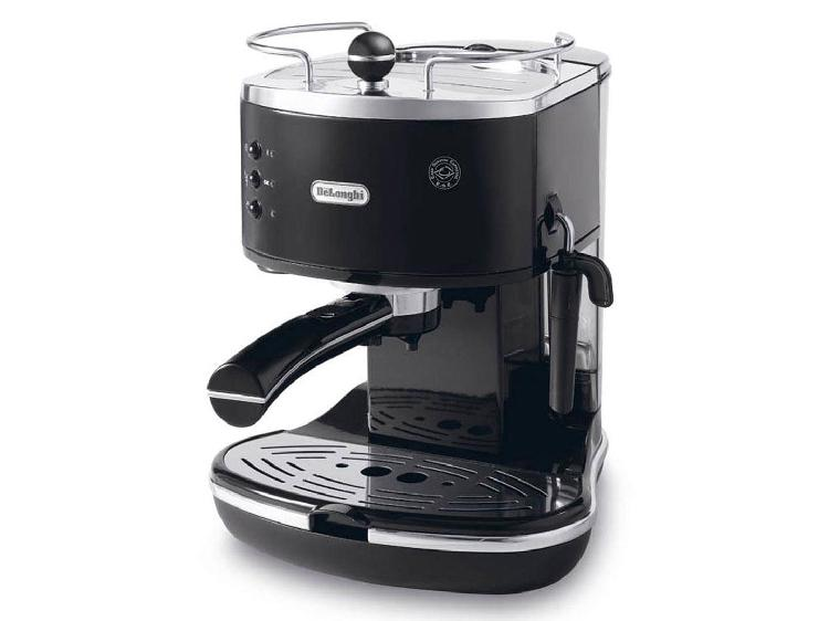 Delonghi icona classic expresso coffee machine black