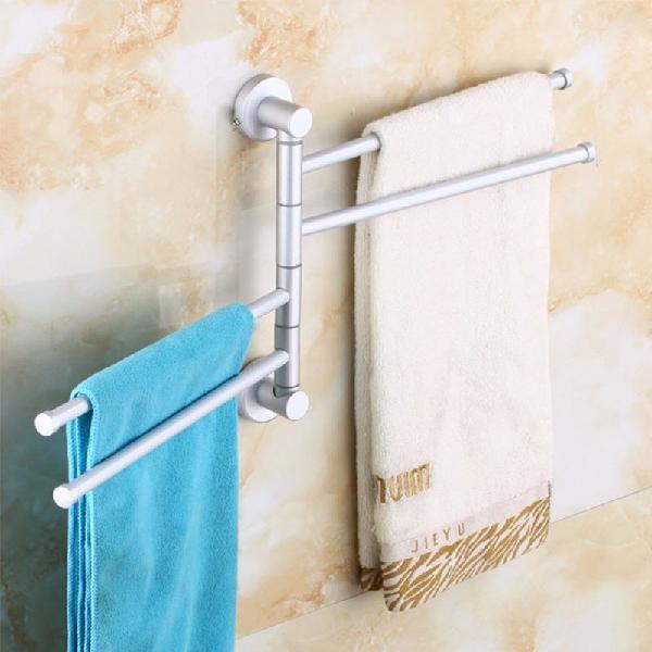 Local stock* ikea style towel holder 4 swivel bars