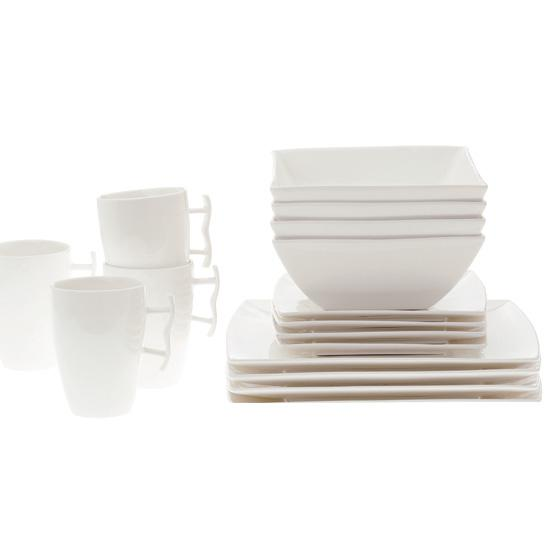 Maxwell & Williams East Meets West Dinner Set, 16pc -