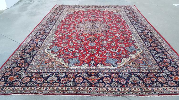 Persian najaf abad carpet carpet 418cm x 305cm hand knotted