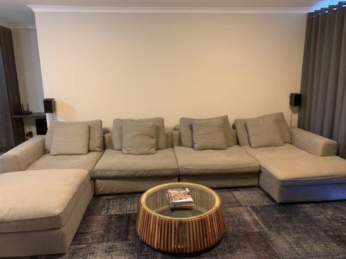 Weylandts - easy living modular - 5 piece couch
