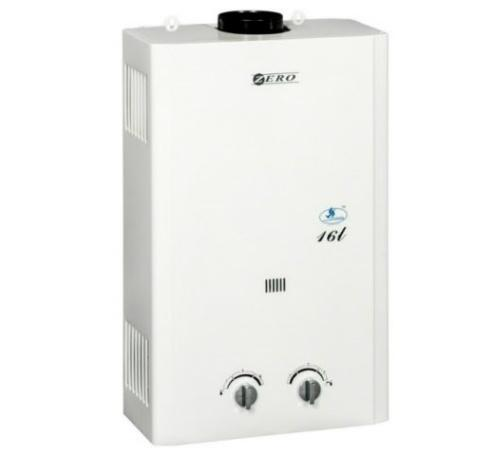 Zero appliances 16 l gas water heater