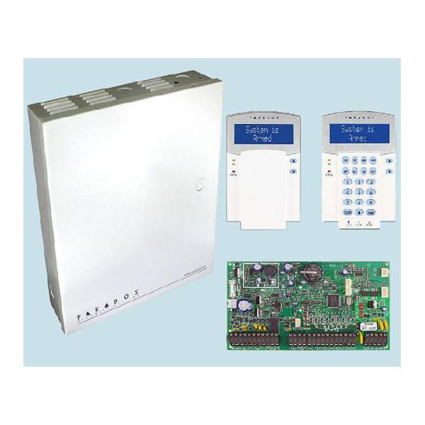 Hardwired alarm kit
