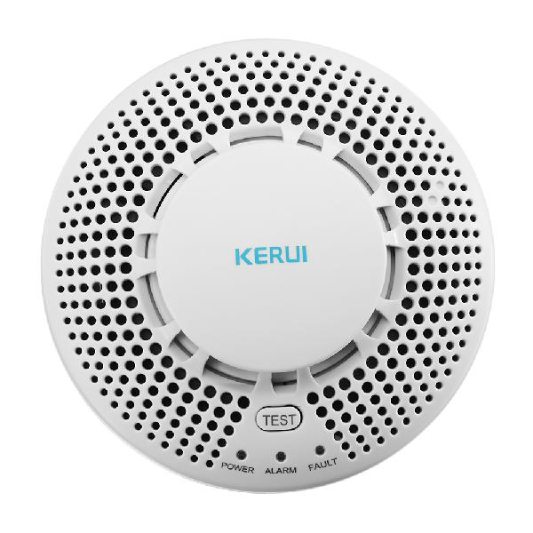 Kerui sd05 wireless smoke detector stable fire alarm sensor