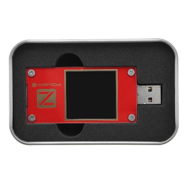 Power-z usb pd tester mfi identification pd decoy instrument