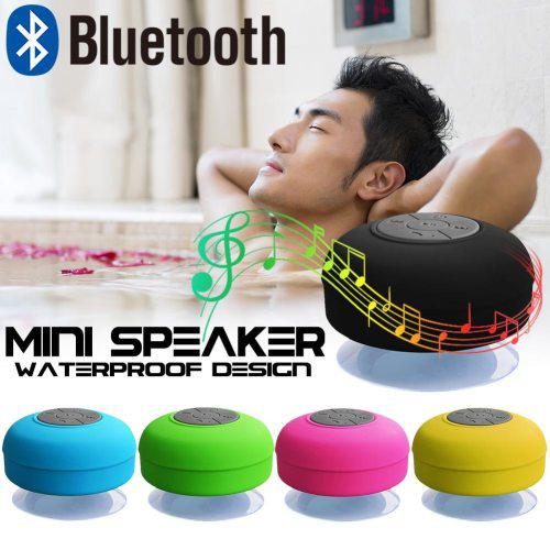 Portable mini wireless waterproof bluetooth speakers