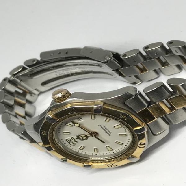 Ladies tag heuer professional two-tone