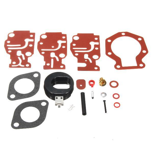 Carburetor carb repair rebuild tool kit for johnson evinrude