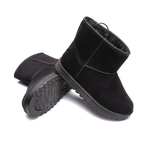 Men women electric heated shoes boots with heating insoles
