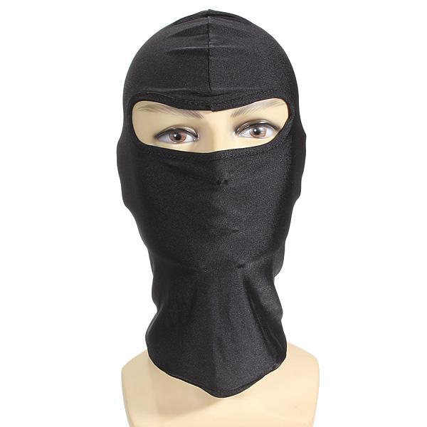 Motorcycle helmet balaclava scarf snood neck warmer face