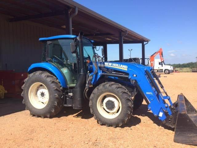 New Holland T4.100
