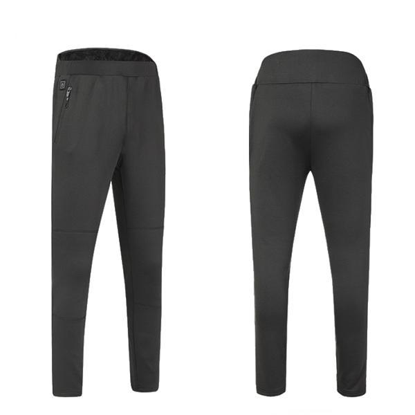 Usb intelligent heating trousers carbon fiber heater cotton