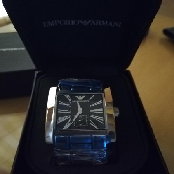 Designer emporio armani men's watch