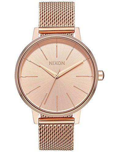 Nixon kensington milanese a1229-897 wristwatch for women