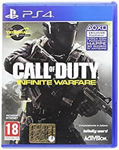Call of duty infinite warfare ps4 (italian version)