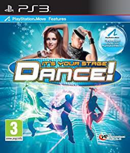 Dance! its your stage (ps3) (u)