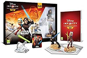 Disney infinity 3.0: star wars starter pack (xbox 360)