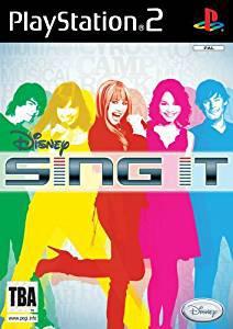 Disney sing it - game only (ps2) (u)