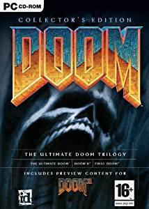Doom - collectors edition (pc cd) (u)