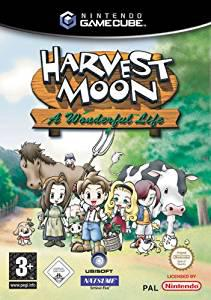 Harvest moon: a wonderful life (gamecube) (u)