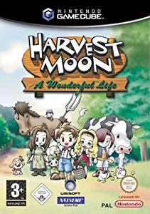 Harvest Moon: A Wonderful Life (GameCube) (U)
