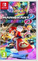 Mario kart 8 - deluxe edition (nintendo switch)