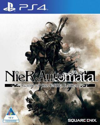 NieR Automata: Game of The Yorha Edition (PlayStation 4)