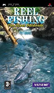 Reel fishing: the great outdoors (psp)