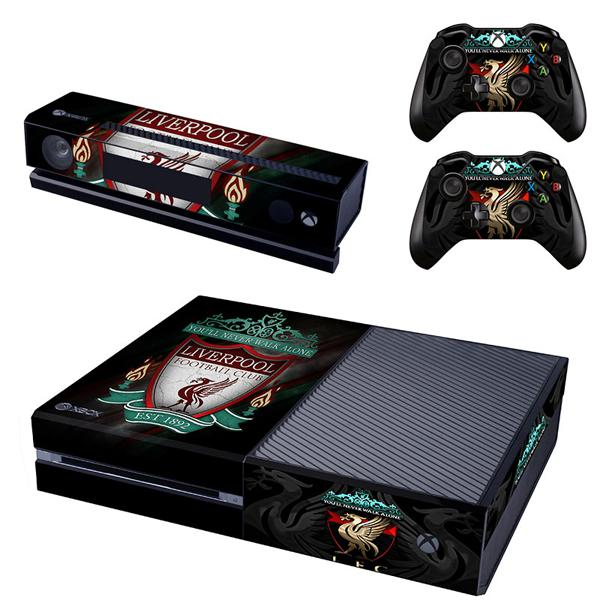 Skin-nit decal skin for xbox one: liverpool - xbox one
