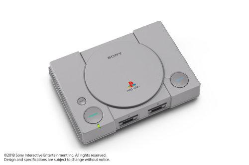 Sony playstation classic brand new with 2 controllers