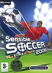 Sensible soccer 2006 (pc cd)