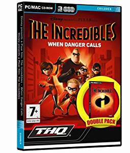 The Incredibles: Double Pack (MAC/PC CD)