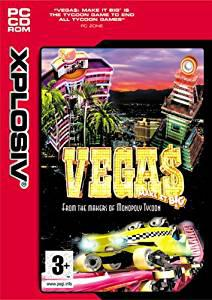 Vegas: make it big - xplosiv range (pc) (u)