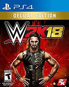 Wwe 2k18 - deluxe edition (u)