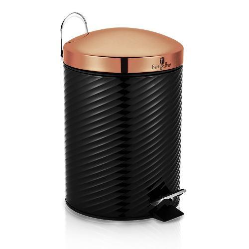 Berlinger haus - 3l aluminium black rose gold collection