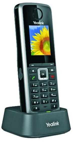 Ip telephone, 132x64pixel display, 2 x ethernet ports