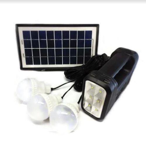 Polestar - 8017 solar rechargeable lighting system (smd led