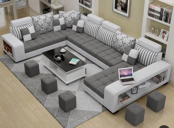 Pariz u-shape lounge suite