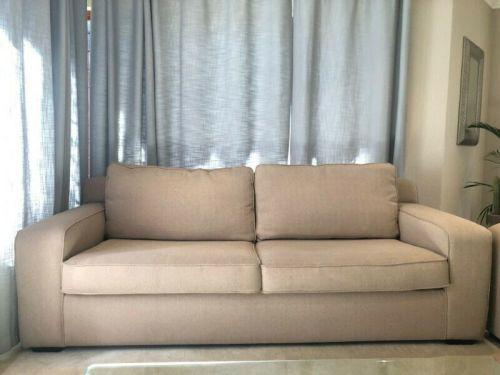 Wetherley couch large size***absolutely comfy read