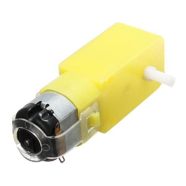 10Pcs DC 3V-6V Gear Reducer Motor For Arduino DIY Smart Car