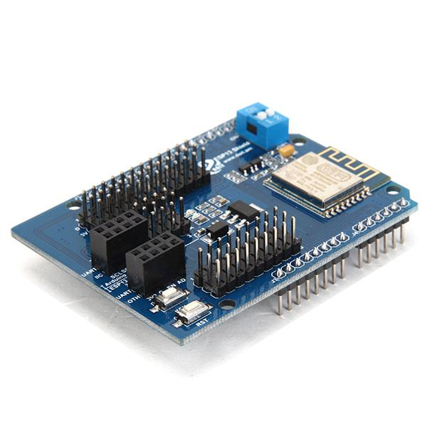 3pcs esp8266 web server port wifi expansion board esp-13