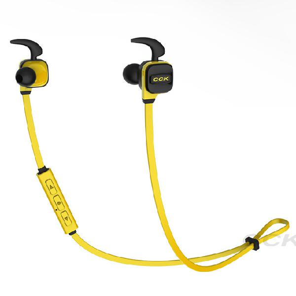 Cck ks bluetooth 4.1 in-ear wireless long lasting hd sport